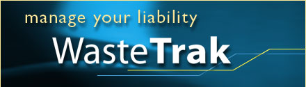 Waste Liability Management - WasteTrak